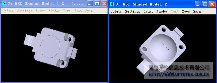 cad图如何导入3d_ZEMAX中如何导入/导出3D模型文件?